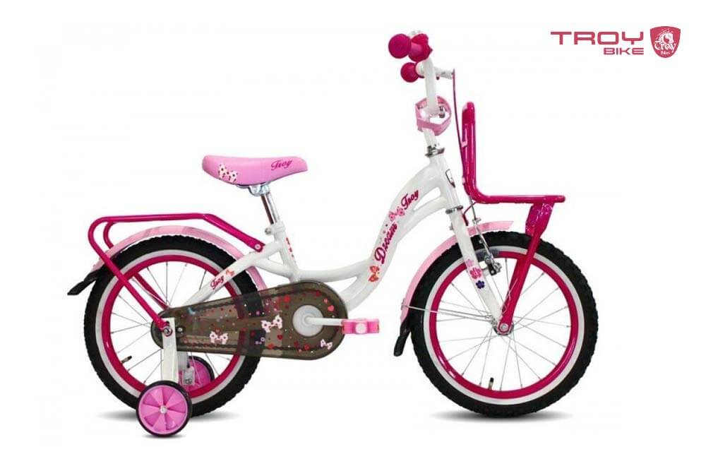 Kinderfiets Troy Princess